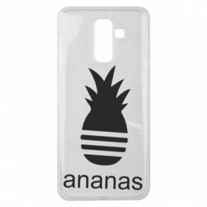 Samsung J8 2018 Case Ananas