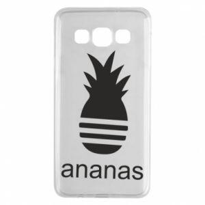 Samsung A3 2015 Case Ananas