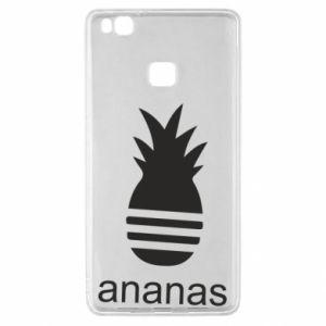 Huawei P9 Lite Case Ananas