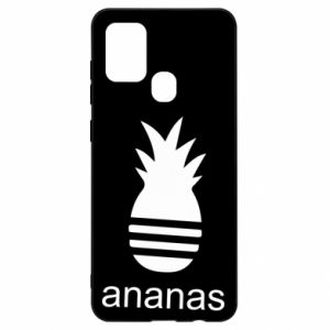 Samsung A21s Case Ananas