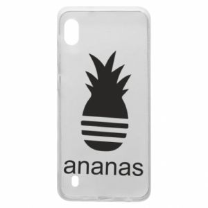Samsung A10 Case Ananas