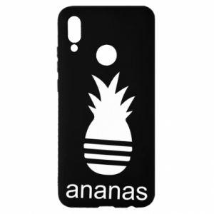 Huawei P Smart 2019 Case Ananas