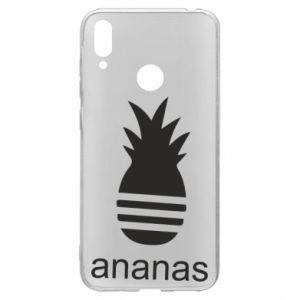 Huawei Y7 2019 Case Ananas