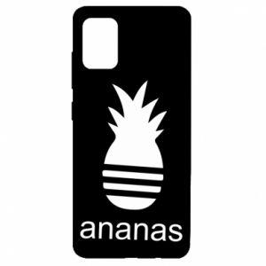 Samsung A51 Case Ananas