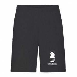 Men's shorts Ananas
