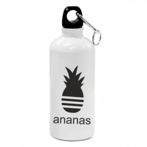 Water bottle Ananas