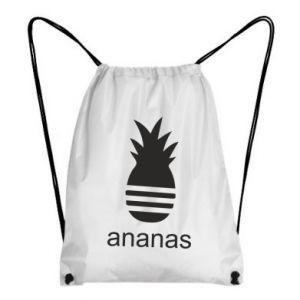 Plecak-worek Ananas