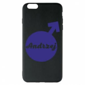 Etui na iPhone 6 Plus/6S Plus Andrzej