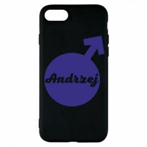 Etui na iPhone 7 Andrzej