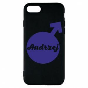 Etui na iPhone 8 Andrzej