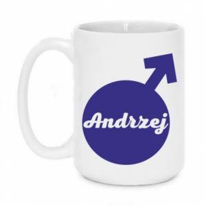 Kubek 450ml Andrzej