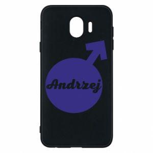 Etui na Samsung J4 Andrzej