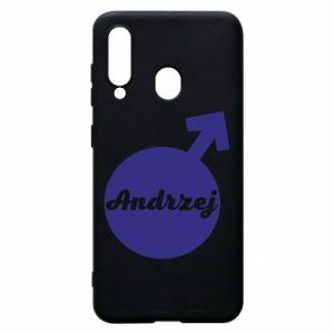 Etui na Samsung A60 Andrzej