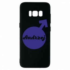 Etui na Samsung S8 Andrzej