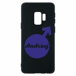 Etui na Samsung S9 Andrzej
