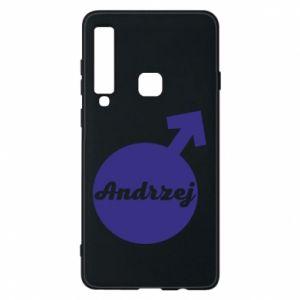 Etui na Samsung A9 2018 Andrzej