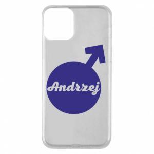 Etui na iPhone 11 Andrzej