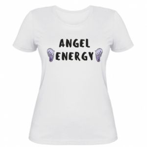 Women's t-shirt Angel energy