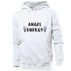 Men's hoodie Angel energy