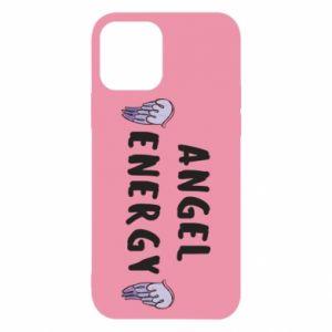 Etui na iPhone 12/12 Pro Angel energy