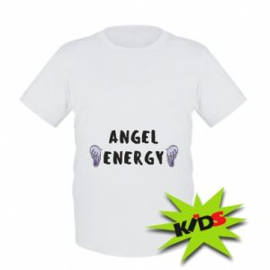 Kids T-shirt Angel energy