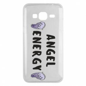 Phone case for Samsung J3 2016 Angel energy