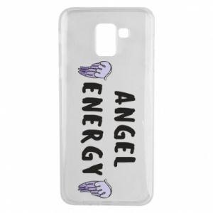 Phone case for Samsung J6 Angel energy