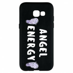 Phone case for Samsung A5 2017 Angel energy