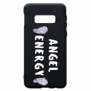 Phone case for Samsung S10e Angel energy