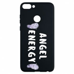 Phone case for Huawei P Smart Angel energy