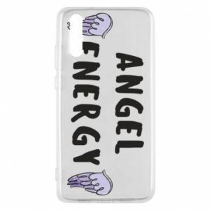 Phone case for Huawei P20 Angel energy