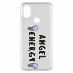 Phone case for Xiaomi Mi A2 Angel energy