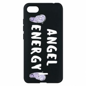 Phone case for Xiaomi Redmi 6A Angel energy