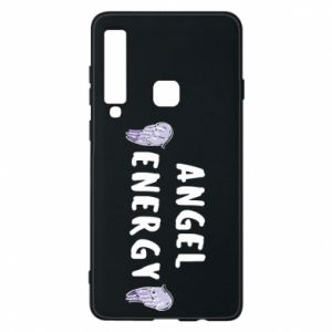 Phone case for Samsung A9 2018 Angel energy