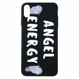 Phone case for iPhone Xs Max Angel energy