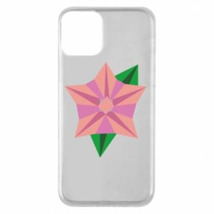 Etui na iPhone 11 Angle Flower Abstraction