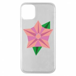 Etui na iPhone 11 Pro Angle Flower Abstraction