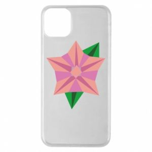 Etui na iPhone 11 Pro Max Angle Flower Abstraction