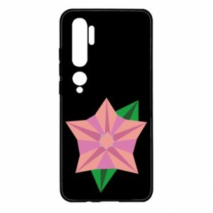 Etui na Xiaomi Mi Note 10 Angle Flower Abstraction