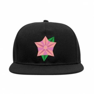 SnapBack Angle Flower Abstraction - PrintSalon