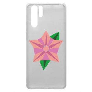 Etui na Huawei P30 Pro Angle Flower Abstraction