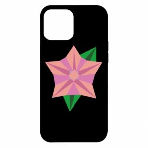 Etui na iPhone 12 Pro Max Angle Flower Abstraction