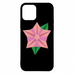 Etui na iPhone 12/12 Pro Angle Flower Abstraction