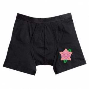Boxer trunks Angle Flower Abstraction