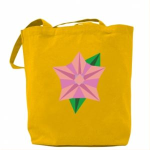 Bag Angle Flower Abstraction - PrintSalon