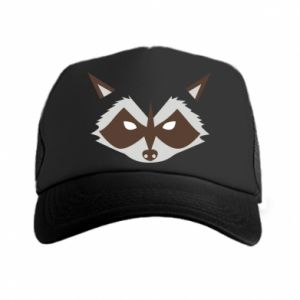 Czapka trucker Angle Raccoon