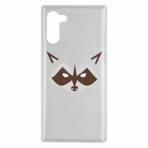 Etui na Samsung Note 10 Angle Raccoon