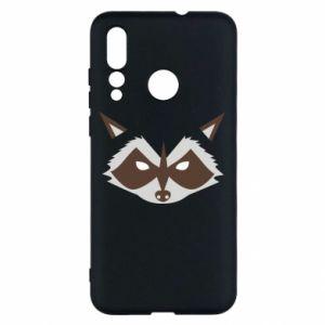 Etui na Huawei Nova 4 Angle Raccoon