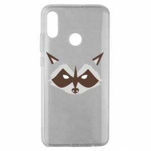 Etui na Huawei Honor 10 Lite Angle Raccoon