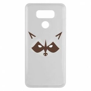 Etui na LG G6 Angle Raccoon